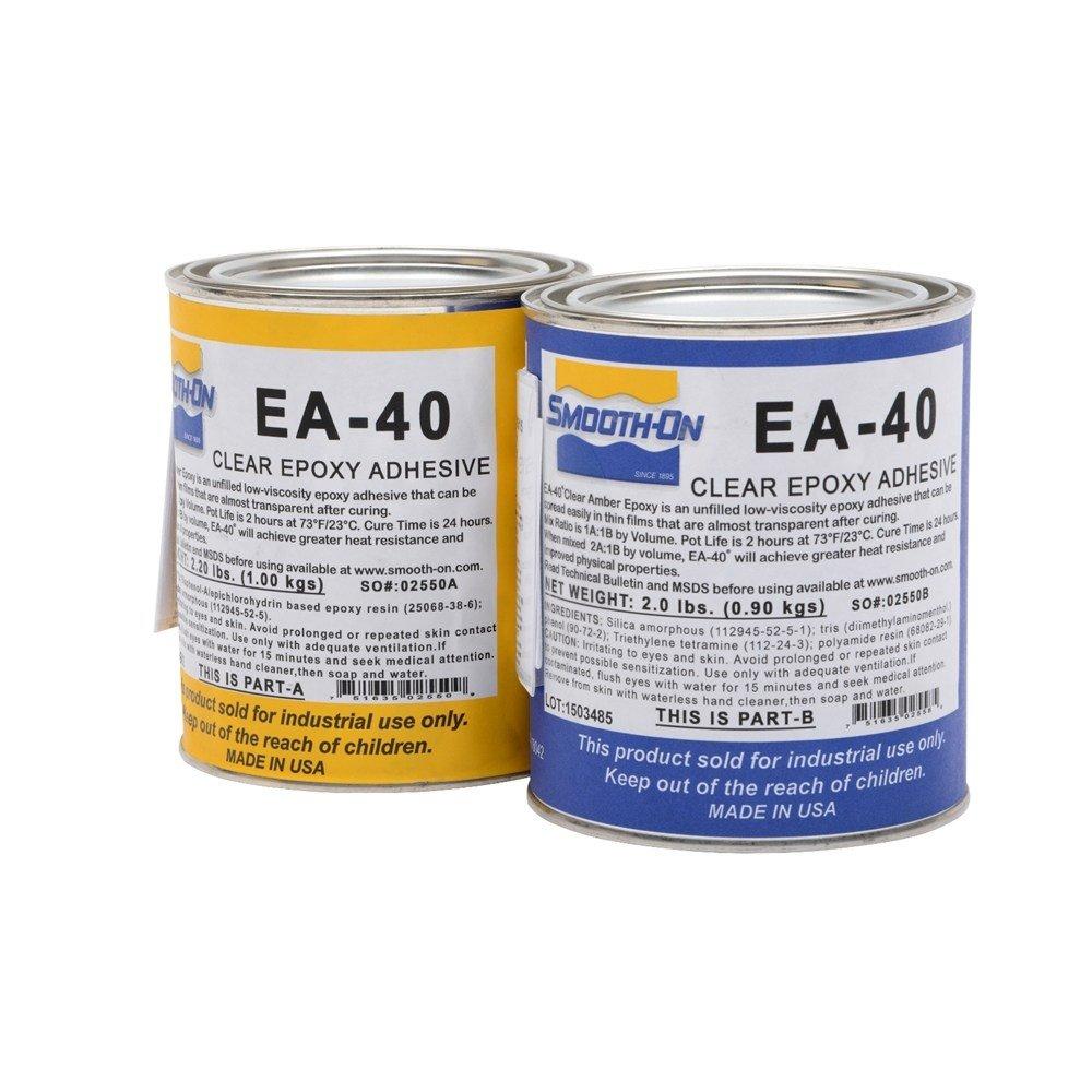 Epoxidové lepidlo Smooth A+B 1,9kg