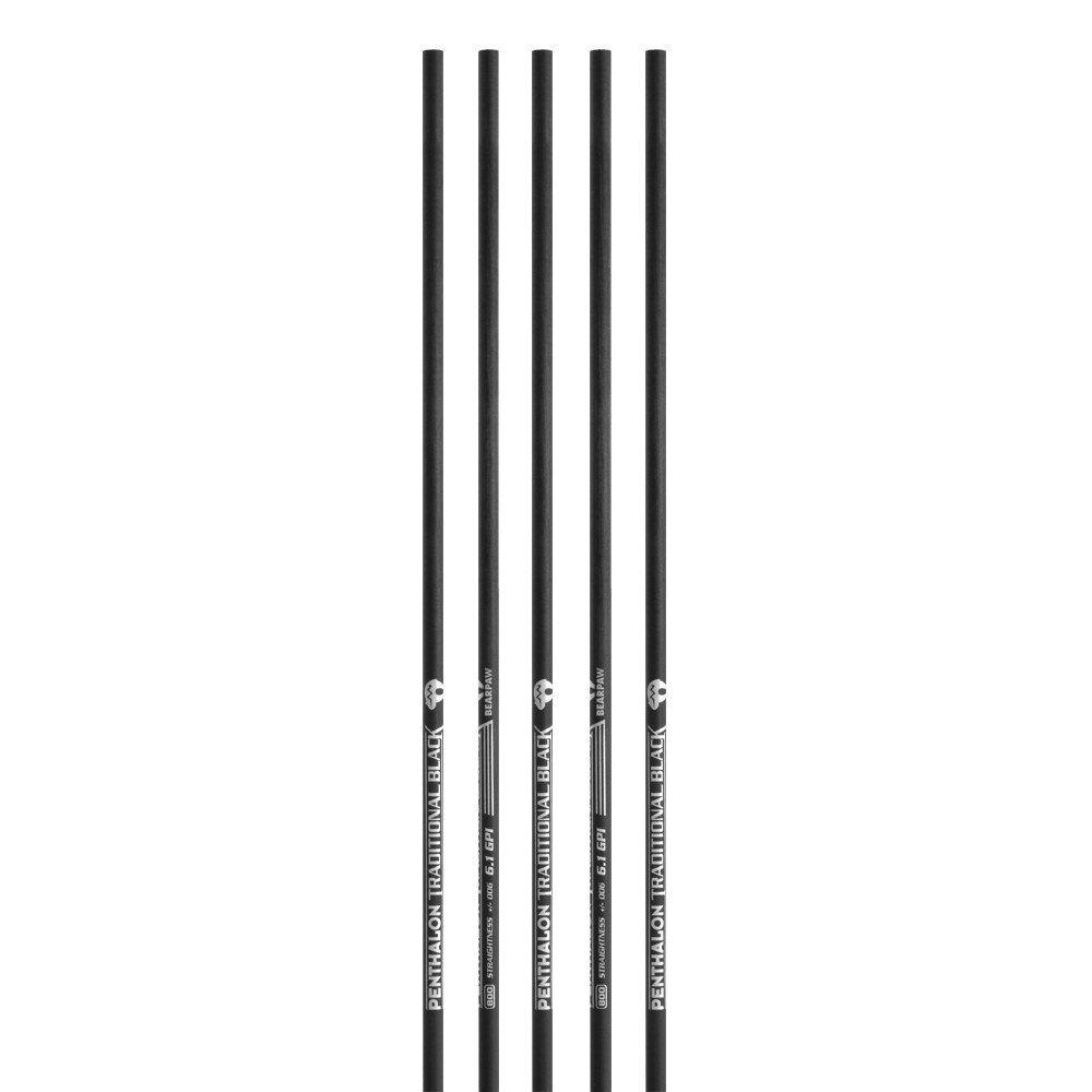Karbonová tyčka Penthalon Traditional černá