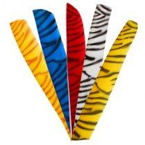 Peruť - plná délka - zebra