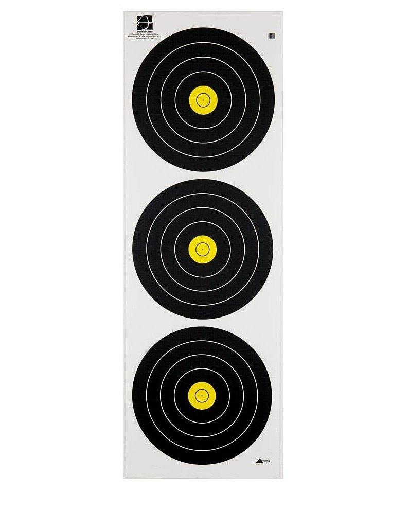 Terč terénní - 3x20cm